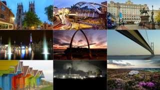 Yorkshire scenes