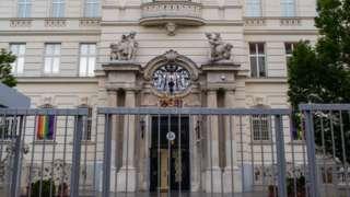 US embassy in Vienna