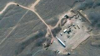 इरानको परमाणु केन्द्र
