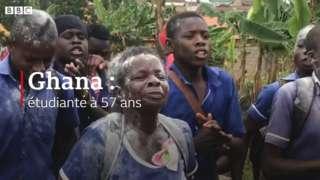 Ghana, Elisabeth Yamoah
