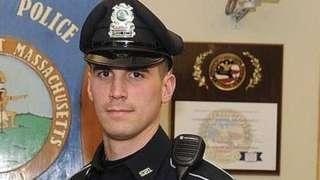 US police officer Matt Lima