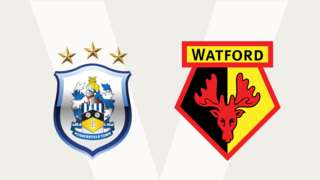Huddersfield Town v Watford