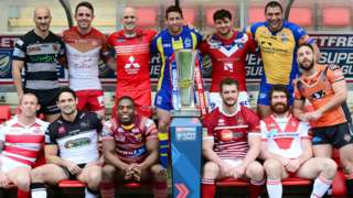 Super League launch