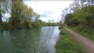 River Thames in Oxford