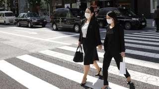 日本職業女性