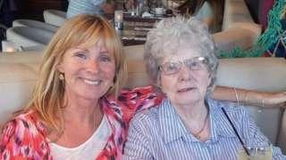 Michele Murphy and Mary Murphy