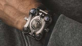 MB&F's HM6 Final Edition