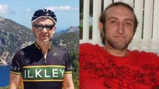 Lee Horton (l) and Daron Pickstock (r)
