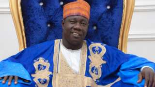Islamic gospel singer Shariff Abubakar wey pipo sabi as Habu Tabule