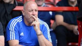 John Coughlin has left Berwick Rangers