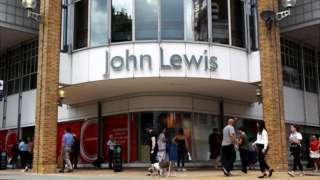 John Lewis shop