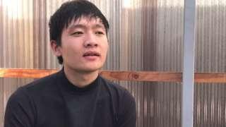 Lê Đình Tạo, 22 tuổi, cũng từ Hà Tĩnh