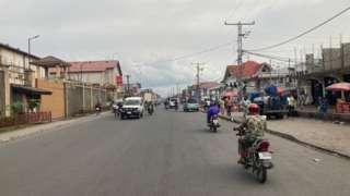 Abahunga bava i Goma