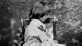 Alice Liddell by Lewis Carroll, 1858