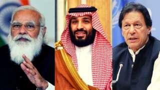 सऊदी अरब ने भारत-पाकिस्तान के बीच अपनी भूमिका मानी