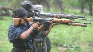 Naxalite problem in Chhattisgarh