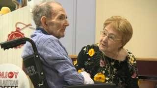 Martin and Margaret Lister