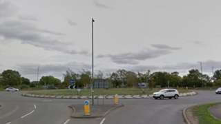 Bicester roundabout