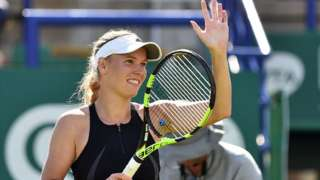 Caroline Wozniacki is top seed in Eastbourne