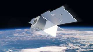The satellites in the constellation will be in the 150-200kg class
