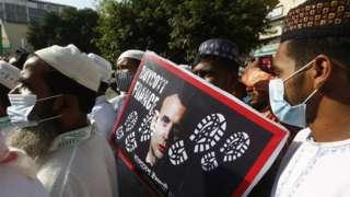 Макрон висунув ультиматум мусульманським лідерам Франції