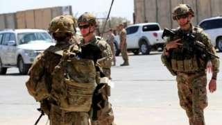 عراق، امریکہ،