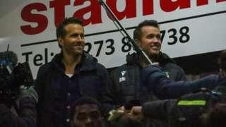 Ryan Reynolds a Rob McElhenney