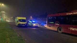 Incident in Leeds