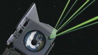 IceSat laser