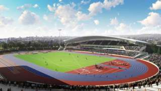 How the revamped stadium will look