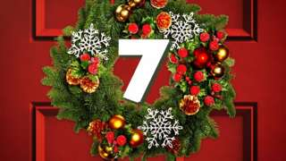 Day 7 advent calendar