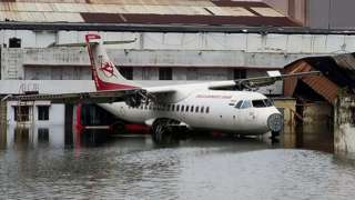 Calcutta airport