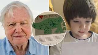 David Attenborough, Otis's letter and Otis
