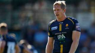 Worcester's Scott Van Breda, who signed from Jersey in March 2018, signed a new two-year contract in December 2018