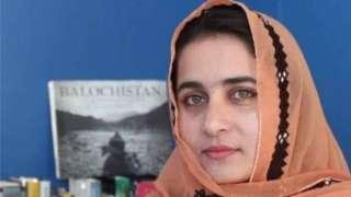 perempuan, pegiat HAM, Pakistan, Karima Baloch