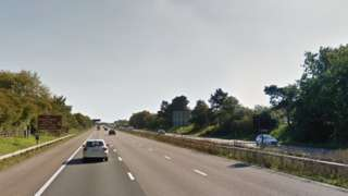 The coastbound M20