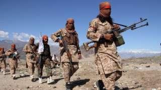 ခန့်မှန်းချက်တွေ အရ တာလီဘန်တွေဟာ အာဖဂန်ခရိုင် ၄၀ဝ ရှိတဲ့အထဲက သုံးပုံတပုံ ကျော် သိမ်းပိုက်ထားနိုင်