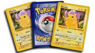 Pikachu red cheek and yellow cheek
