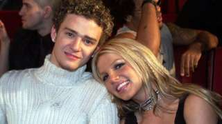 Spears y Timberlake