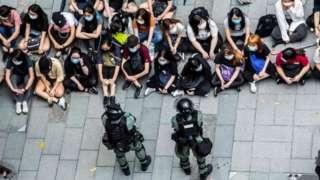 Luật an ninh quốc gia của Trung Quốc đã làm dấy lên làn sóng biểu tình mới ở Hong Kong
