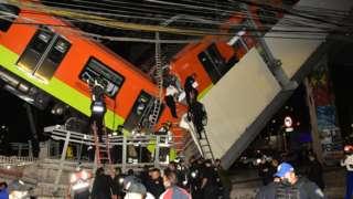 мехико, метро