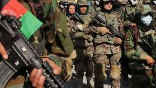 افغان فوجی