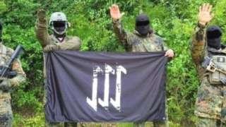 Miembros de The Base