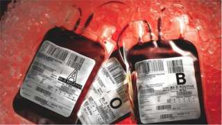Blood packs