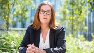 Prof Sarah Gilbert at Oxford University