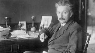 Umuhanga mu bugenge Albert Einstein