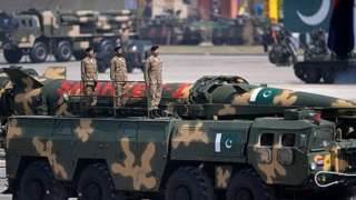 پاکستان، جوہری ہتھیار
