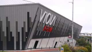 Viola Arena/Ice Arena Wales in Cardiff