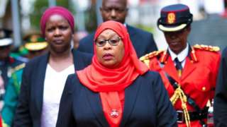 President Samia