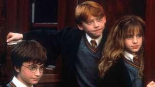 Harry Potter cast